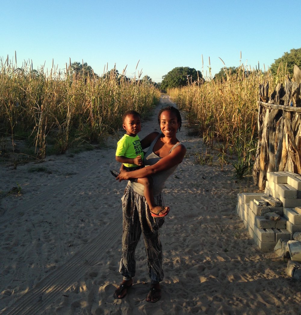 Motherhood Around the World: Namibia