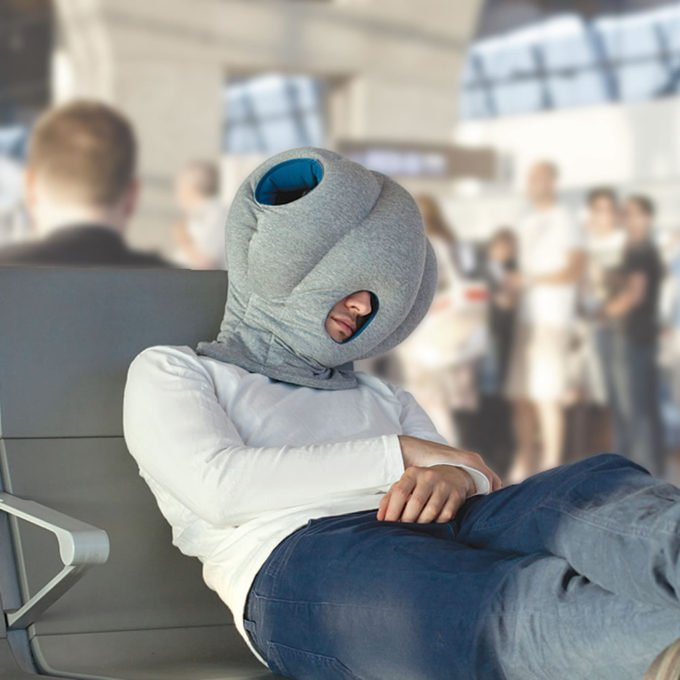 The Best Travel Pillows for Airplanes