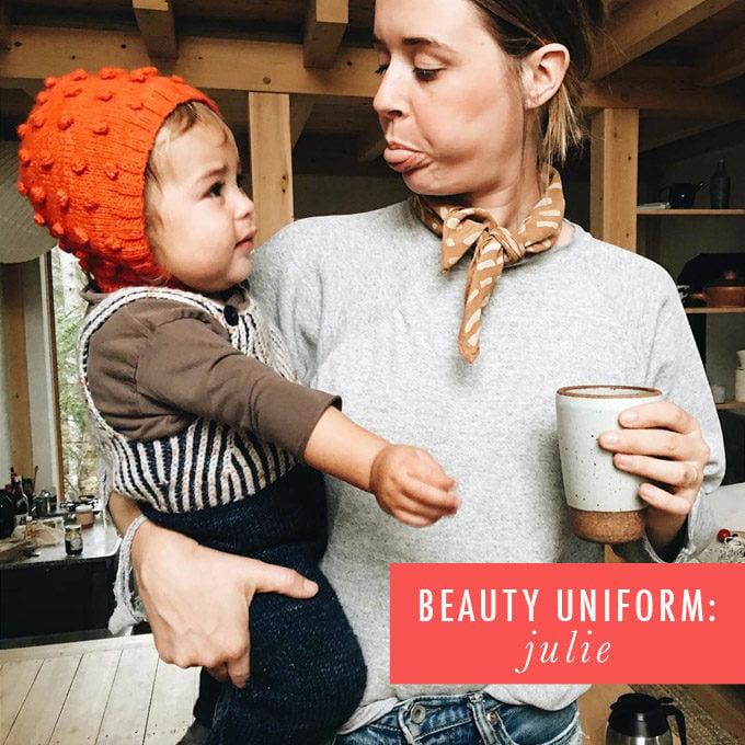 My Beauty Uniform: Julie O'Rourke