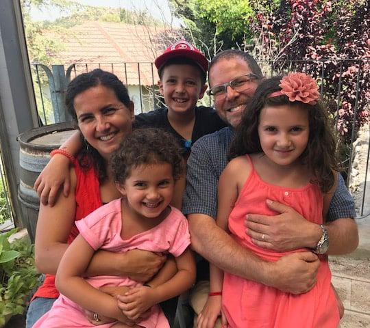 Parenting in Jerusalem, Israel