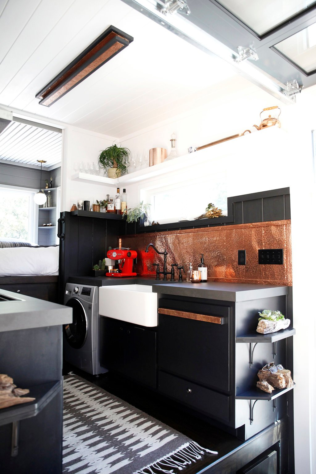 A 300-Square-Foot Tiny House in California | A Cup of Jo on