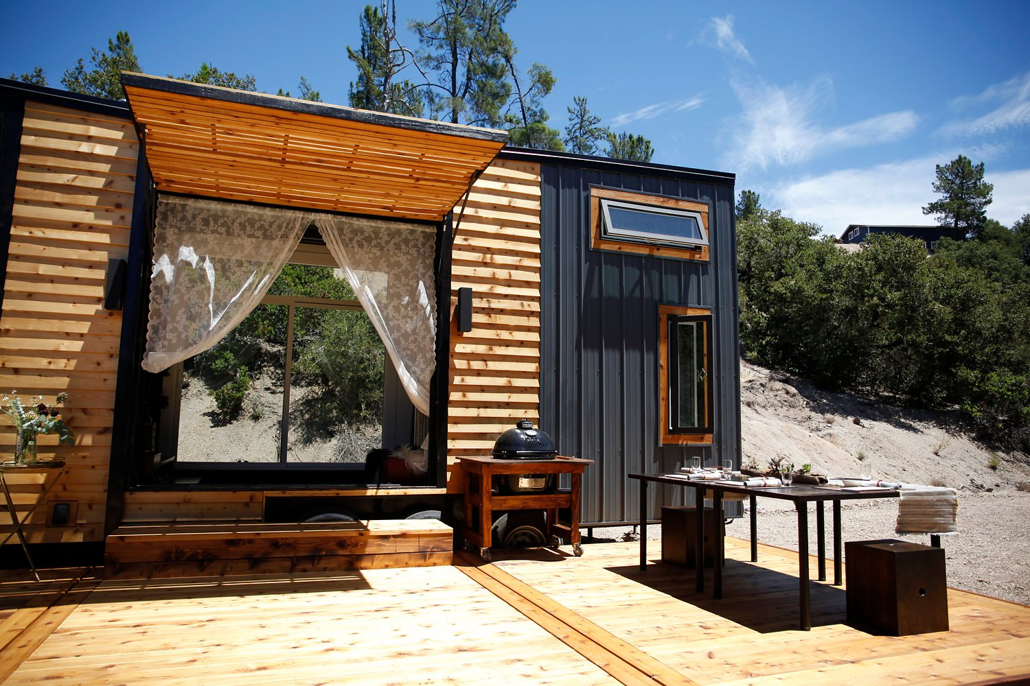 A 16-Square-Foot Tiny House in California  A Cup of Jo