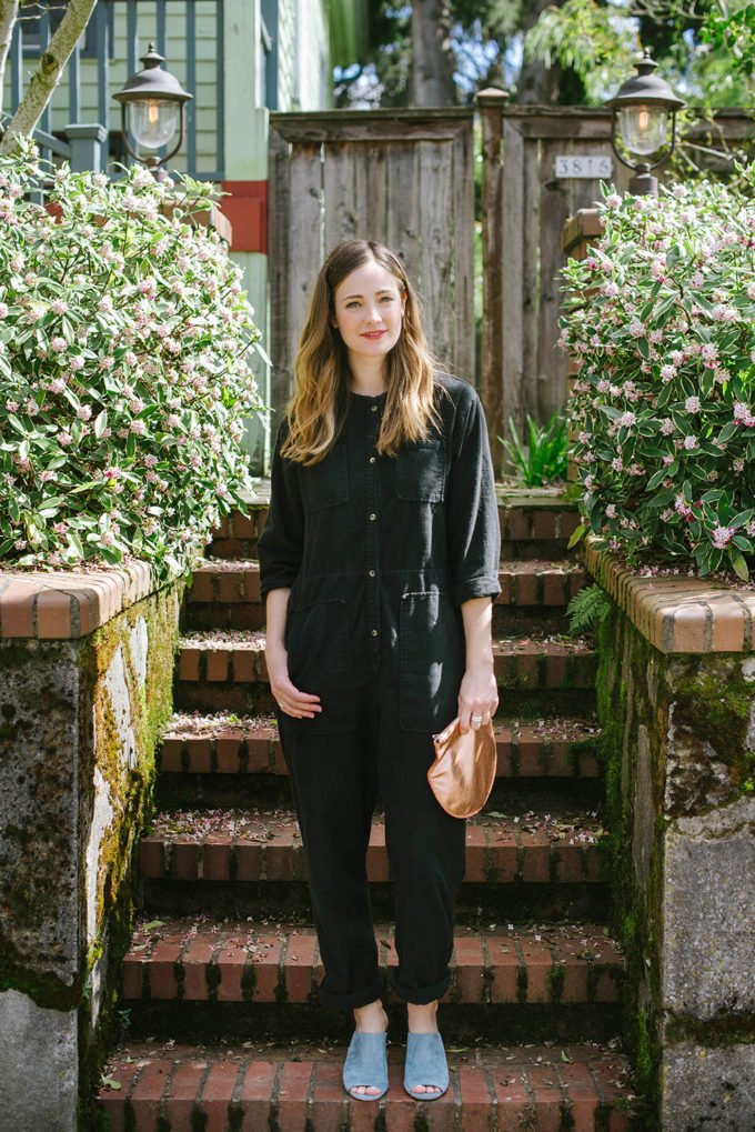 A Week of Outfits: Jenny Gordy