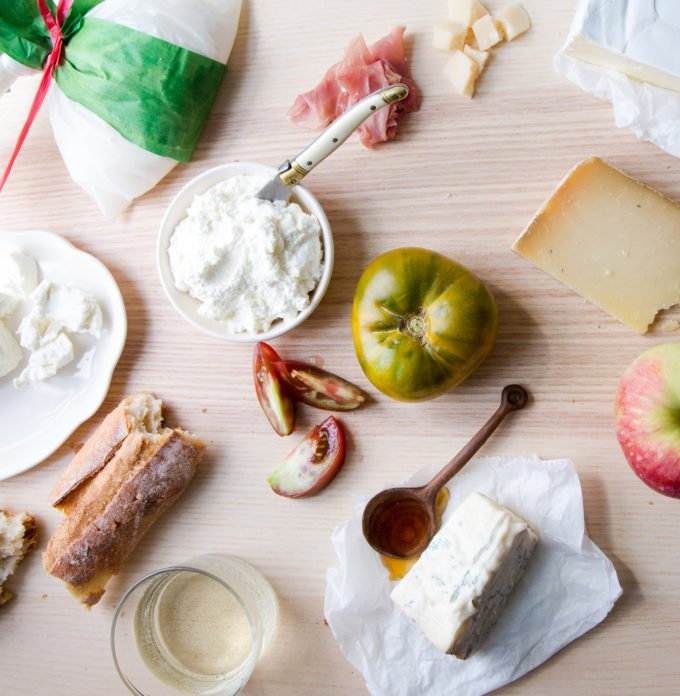 A Cheese of One's Own