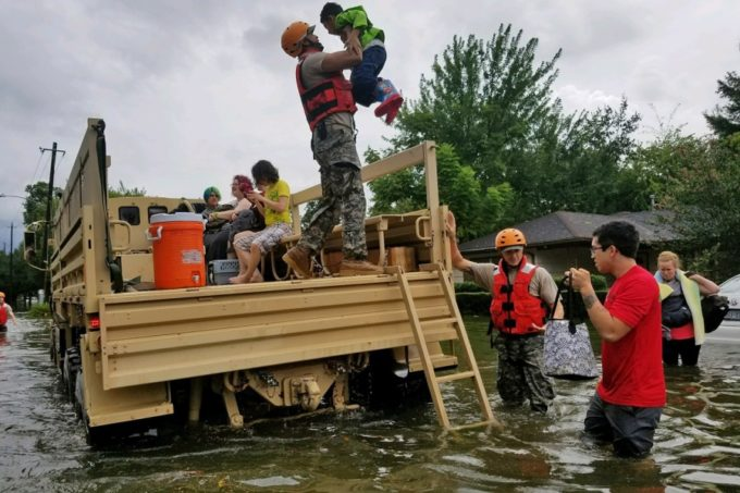 How to Help After Hurricane Harvey