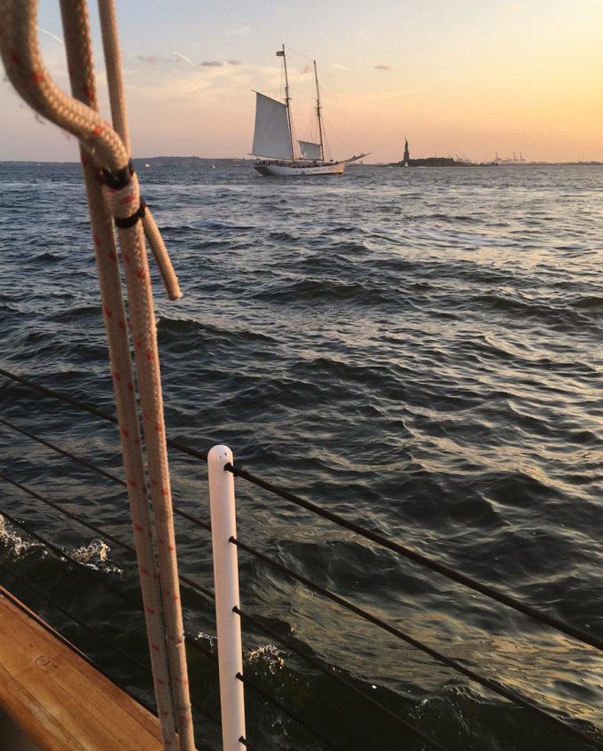 NYC Schooner Sail