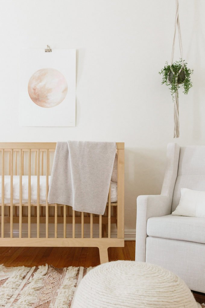 Parachute's natural baby bedding