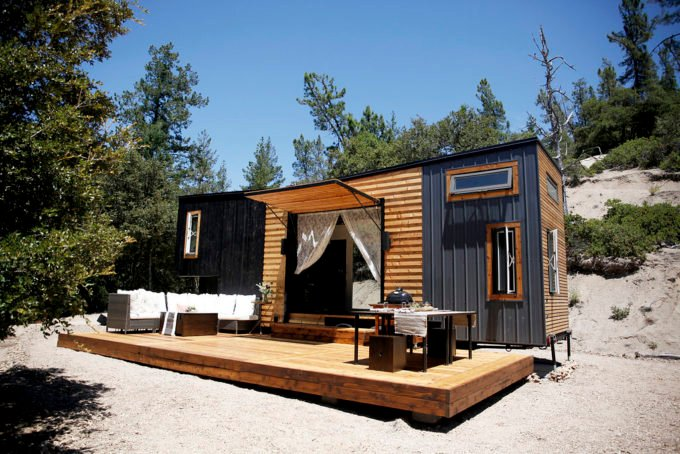 Tiny House Tour in Northern California