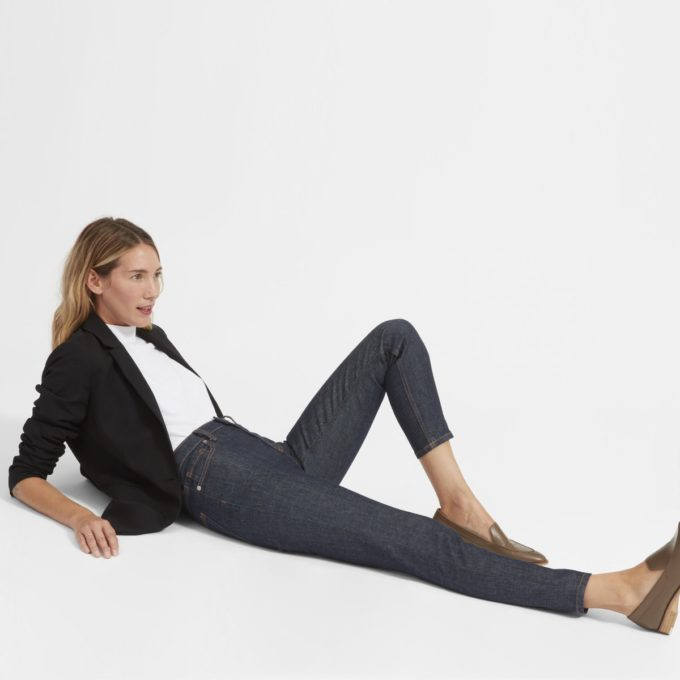 The Best $68 Jeans from Everlane