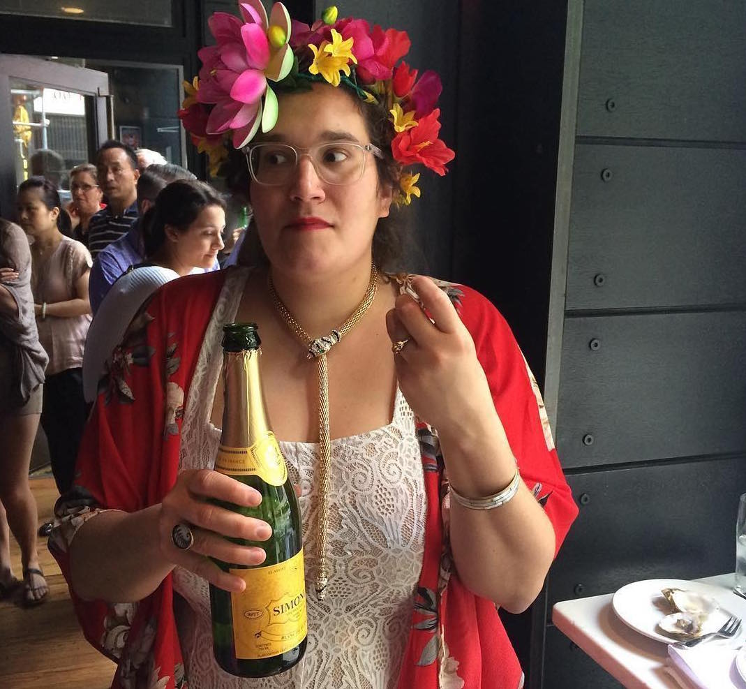 Beauty Uniform: Carmen Maria Machado
