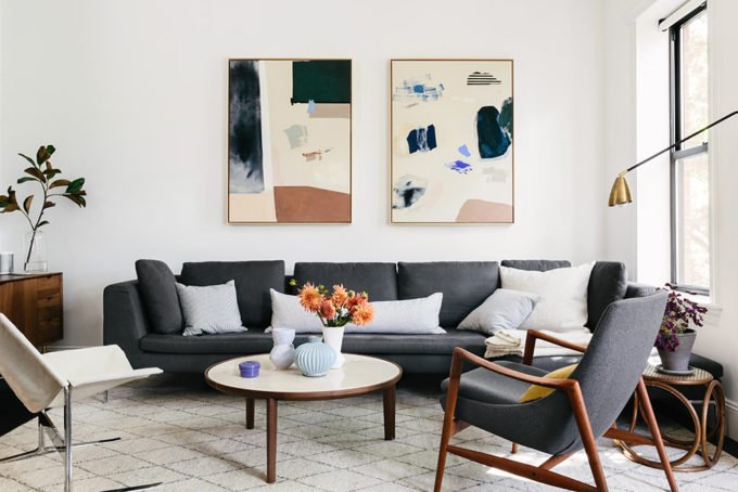 Living Room Makeover With Homepolish