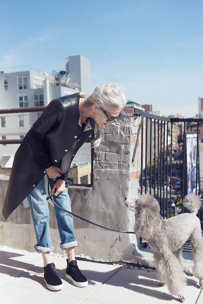 My Beauty Uniform: Linda Rodin