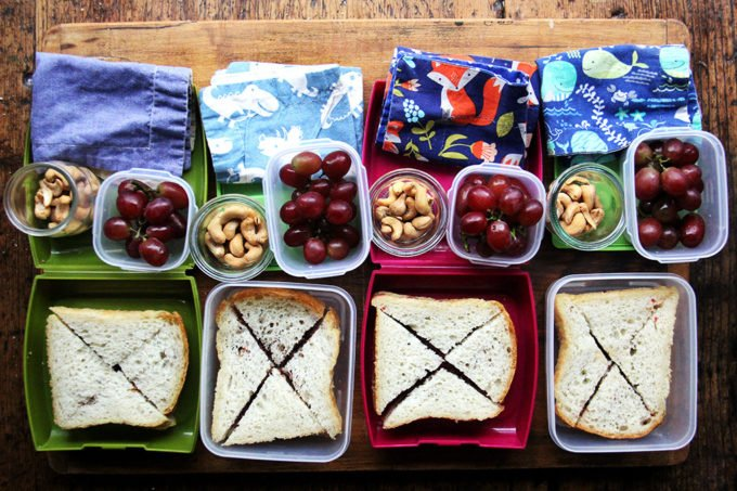 What 9 Food Geniuses Pack for Their Kids' School Lunches