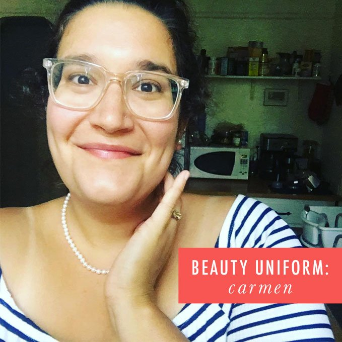 My Beauty Uniform: Carmen Maria Machado
