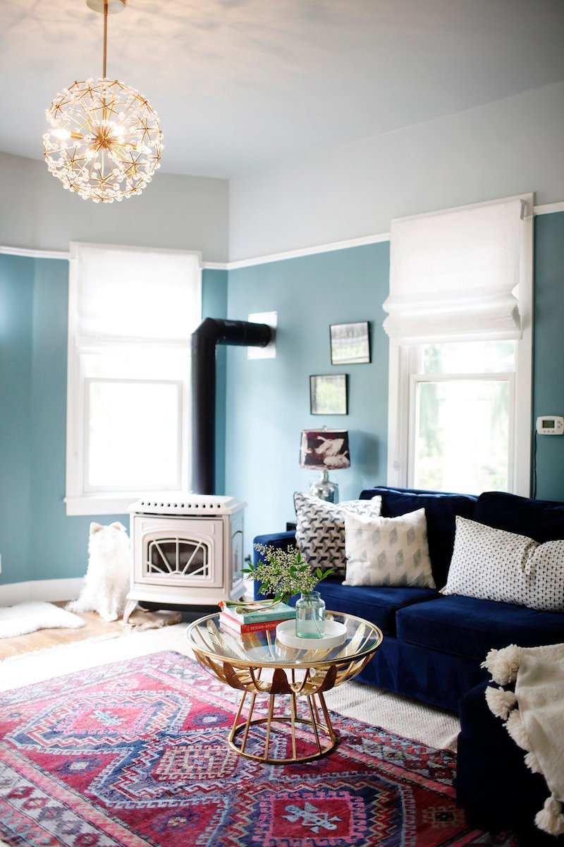 A Colorful Seattle Home (With a Trick for Rainy Days)   A Cup of Jo