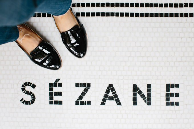 Sezane's French Wardrobe Staples