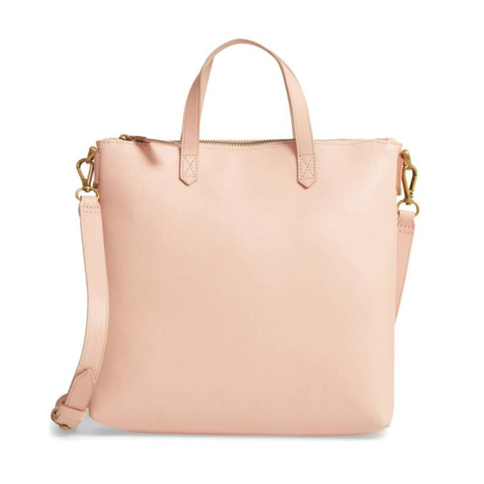 Pink Transport Tote