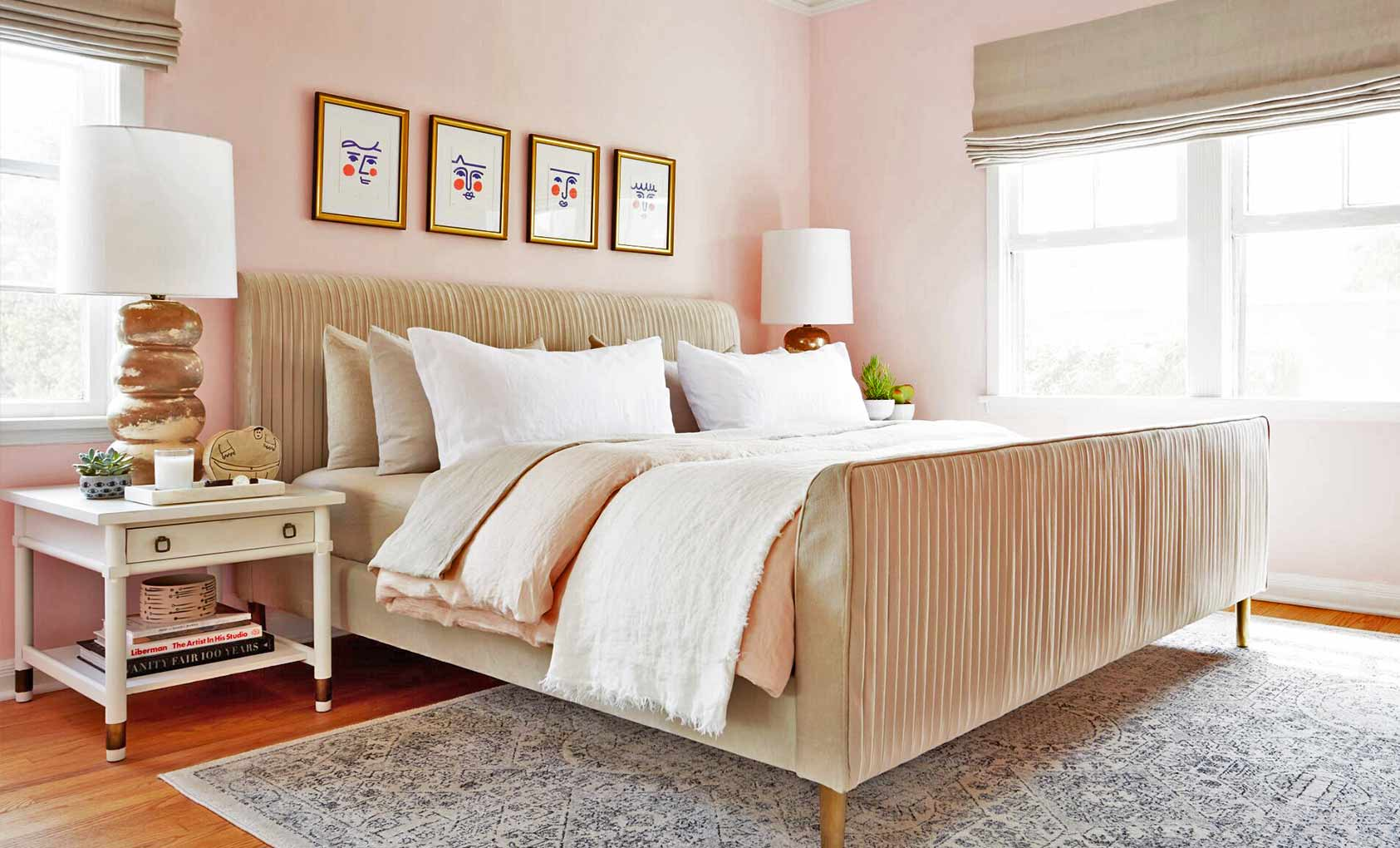 Help! Which Bedroom Paint Color Would You Choose? | A Cup of Jo