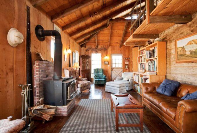 pt reyes cabin