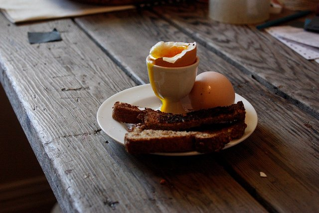 Eggs and Soldiers by Nikole Herriott