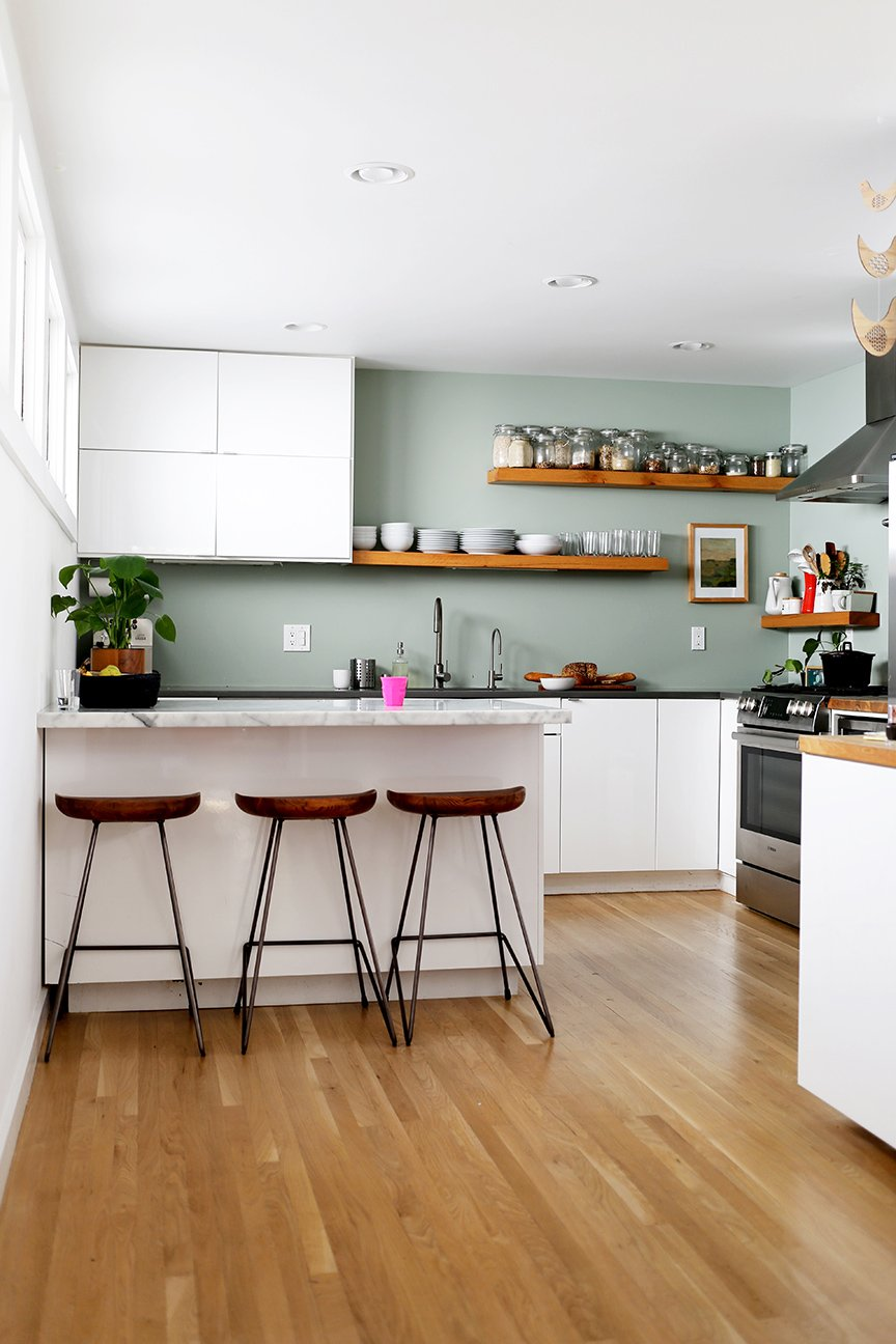 A Playful Home in San Francisco (With a Gorgeous Green Kitchen) | A ...