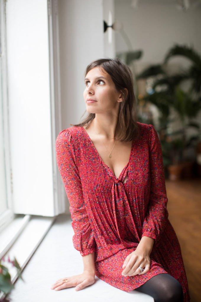 Morgane Sézalory