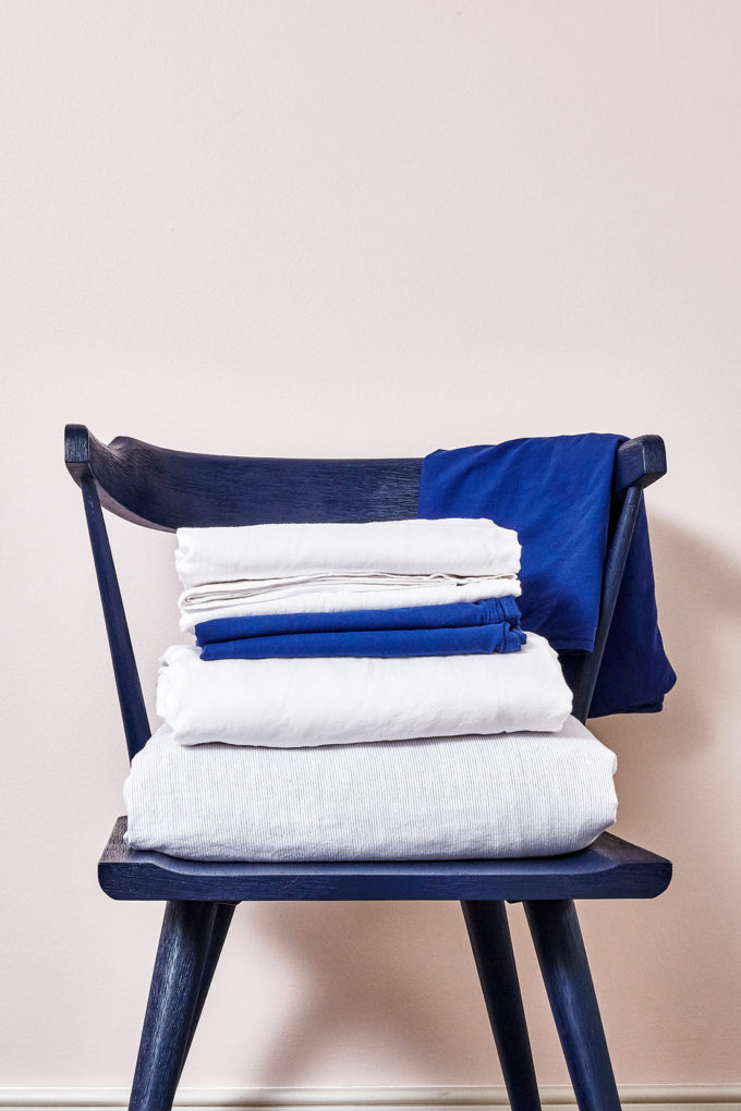Brooklinen twill sheets