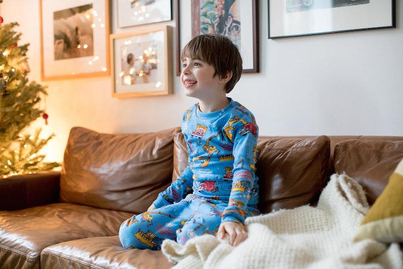 Kids Matching Christmas Pajamas
