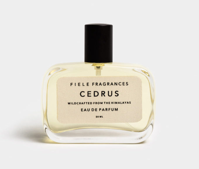 Cedarwood Fiele Fragrances cologne