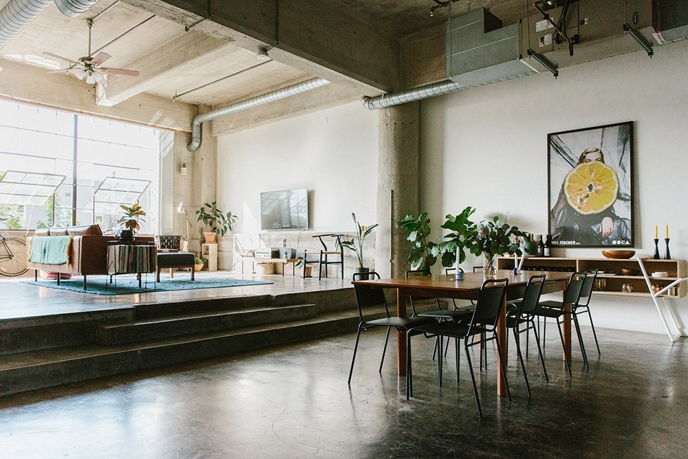 High Quality A Bright Friendly Loft In Los Angeles