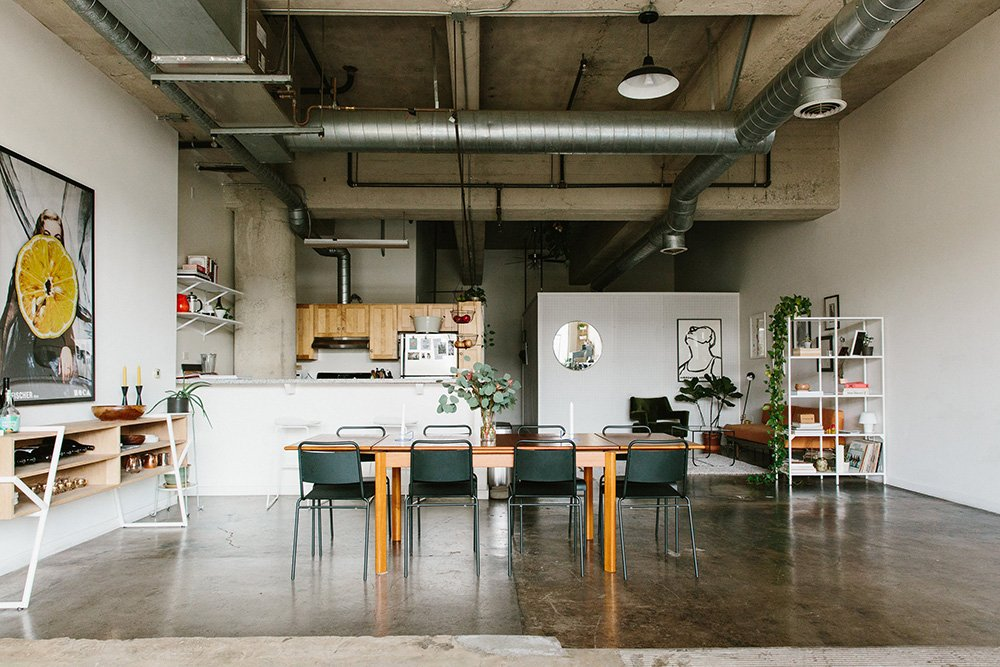 A Bright Friendly Loft in Los Angeles