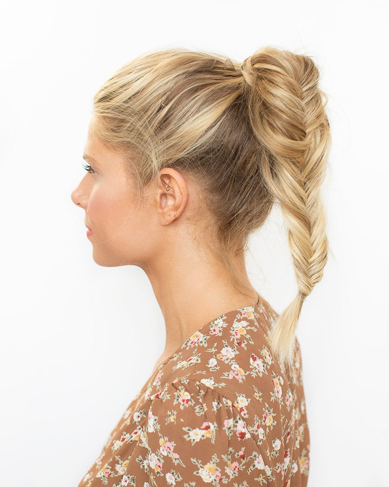 994ecb5c8c703 How to Do a Fishtail Pony