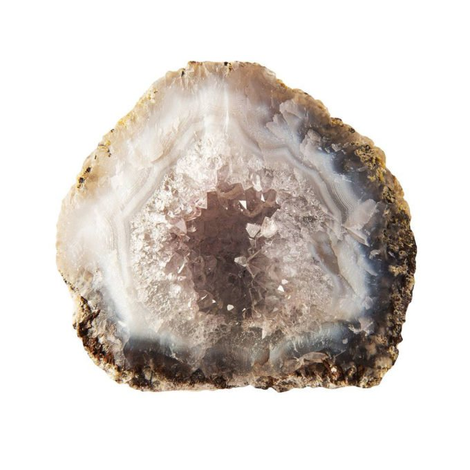 Break-Open Geodes