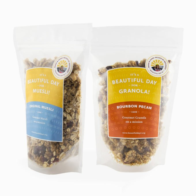 Granola for a Mission