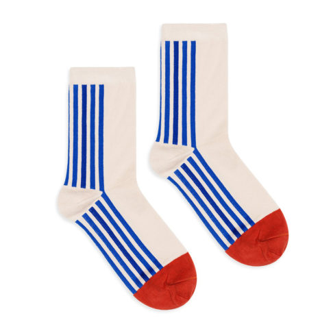 Back Stripe Socks