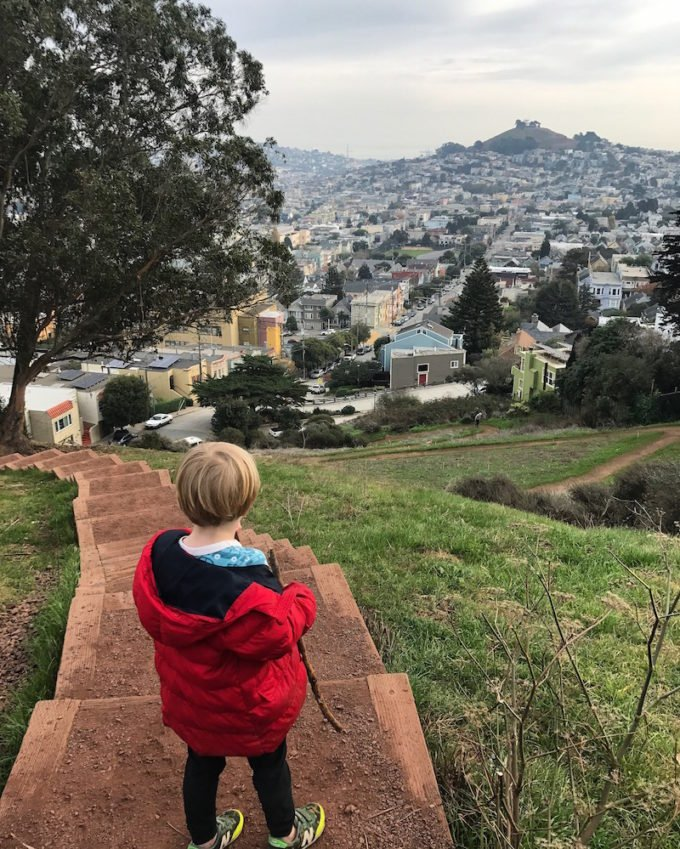 Billy Goat Hill views