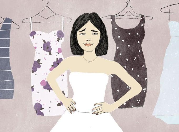 The Accidental Wedding Dress