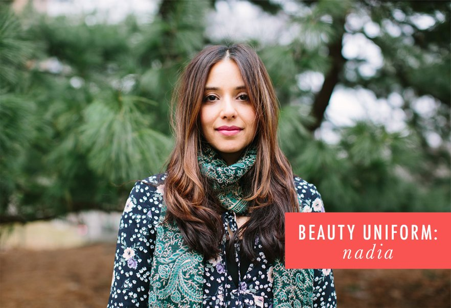 Beauty Uniform: Nadia Zaidi
