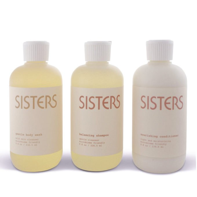 Sisters Bath Set