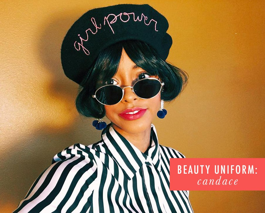 My Beauty Uniform: Candace Reels