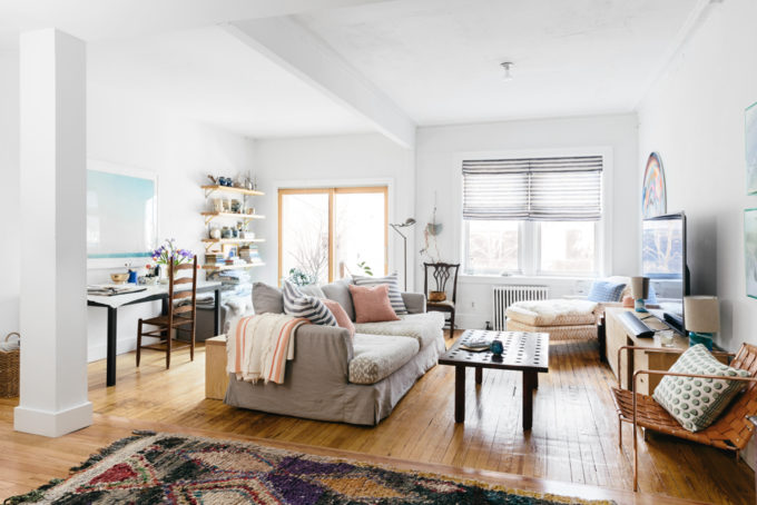 Rebecca Atwood's Brooklyn Home