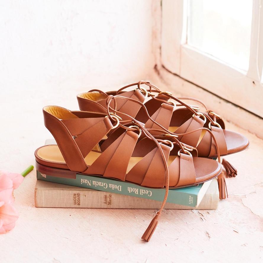 Sezane Irène sandals