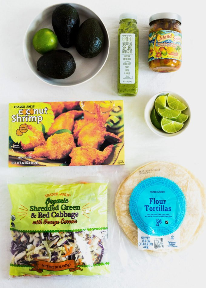 Five-Ingredient Trader Joe's Tacos