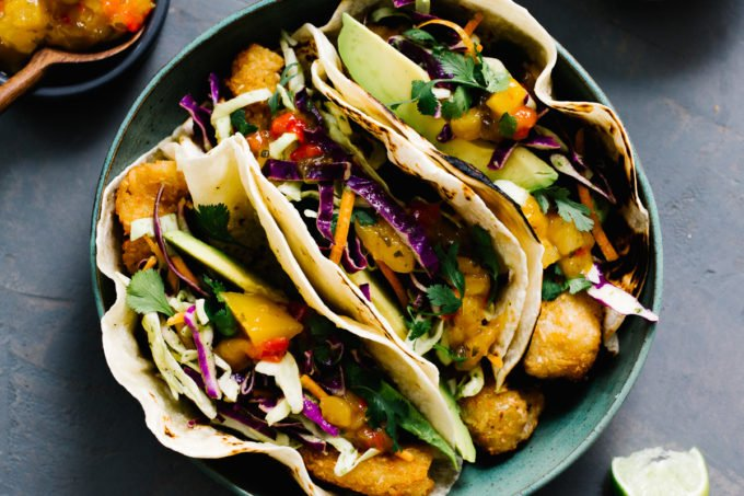 Five-Ingredient Trader Joe's Tacos