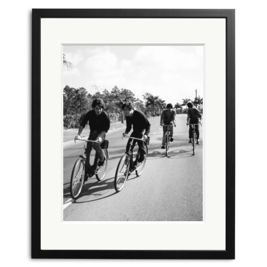 Beatles on Bikes