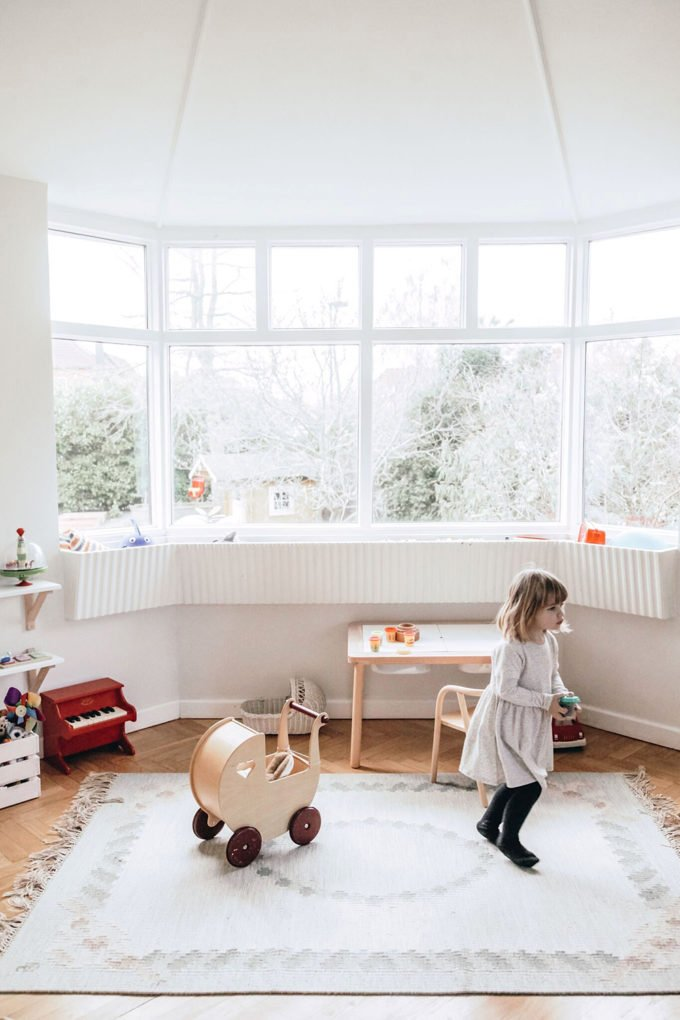 Book-Filled Copenhagen Home Tour Family