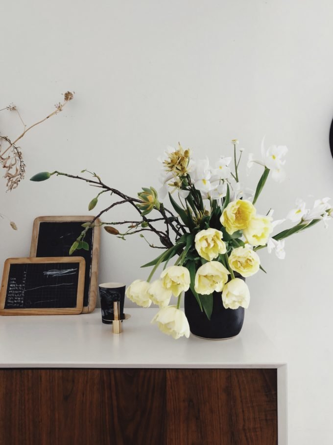 How to arrange grocery store flowers by Kendra Smoot