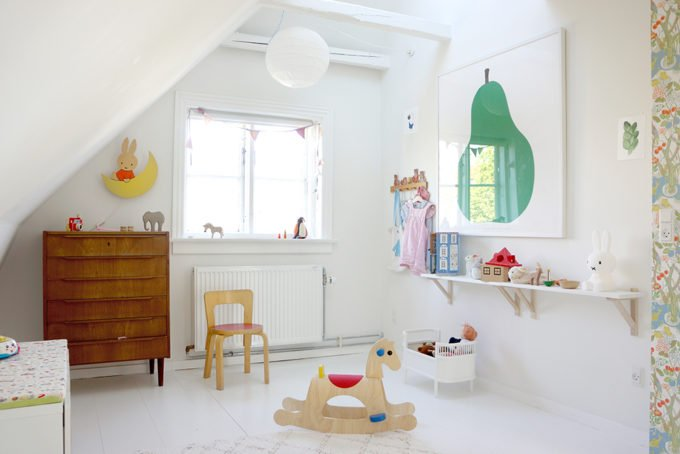Copenhagen Children's Bedroom