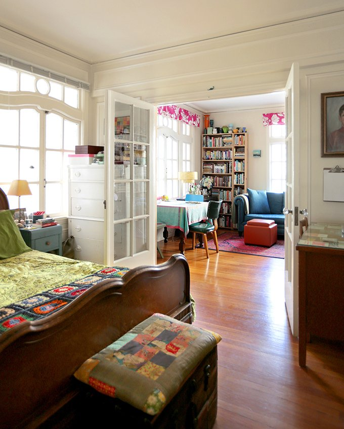 Bridget Watson Payne San Francisco Home