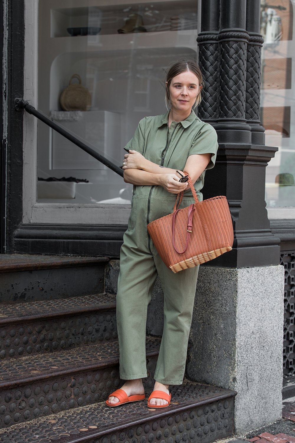 A Week of Outfits: Julie O'Rourke